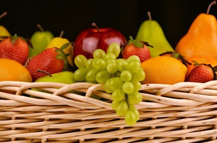 Dieta frutta a fine pasto