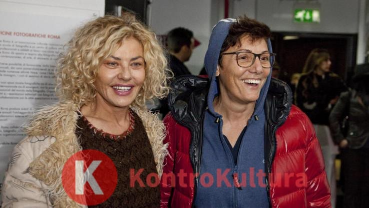 Eva Grimaldi e Imma Battaglia a nozze, Gabriel Garko testimone