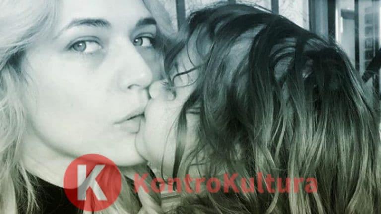Laura Chiatti finisce nella bufera per la foto pubblicata con il figlio