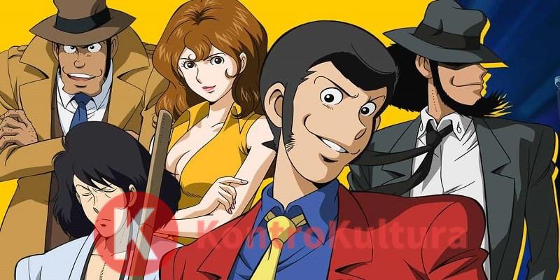 Lupin III: omaggio al compianto Monkey Punch, creatore del manga