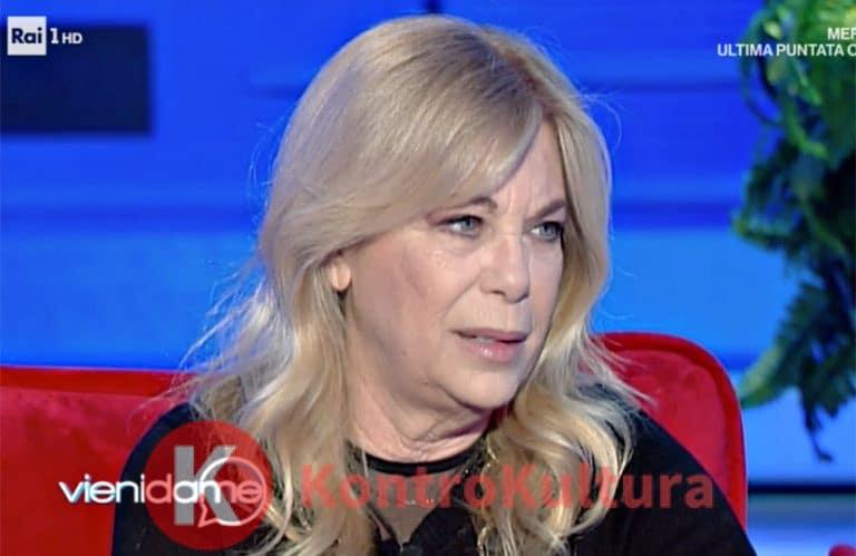 'Vergogna, devono lasciarlo solo…': Rita Dalla Chiesa è una furia per il carabiniere ucciso a Roma (Foto)