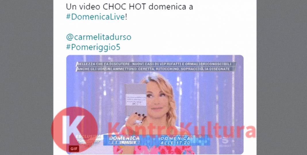 Matrimonio Marco Predolin e Laura Fini, Diretta in tv a Domenica Live