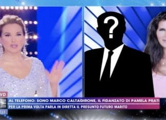 Non è la d'Urso, Marco Caltagirone telefona in diretta a Barbara