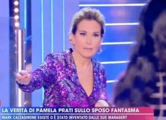 Live- Non è la d'Urso replica Pamela Prati