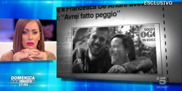 Francesca De André cornuta? Spuntano foto e audio su Giorgio