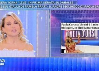 Live- Non è la d'Urso, anticipazioni 1 maggio: prove esclusive su Pamela Prati