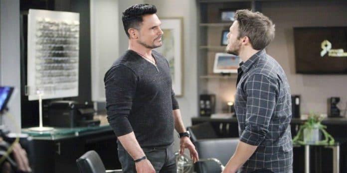Beautiful anticipazioni 23-24 maggio 2019: Liam rimprovera Bill
