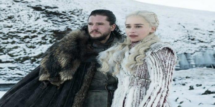 Game Of Thrones replica 8x04 in streaming: Jon Snow morto?