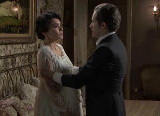 Una Vita, anticipazioni spagnole: Blanca dice addio a Diego e si concede a Samuel