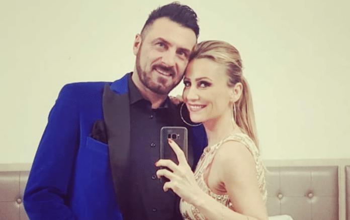 Ursula Bennardo e Sossio Aruta si fanno un selfie