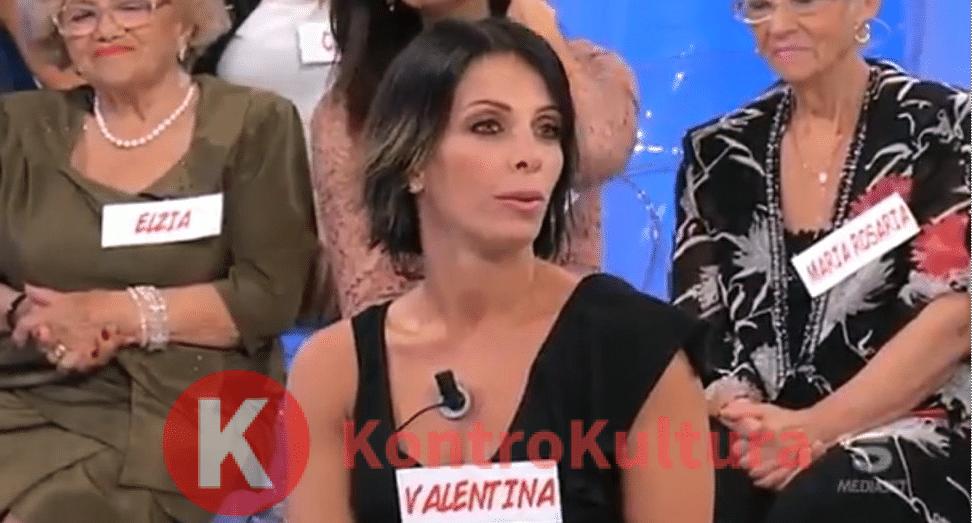 Valentina Autiero prima del ritocchino e del trono over: la