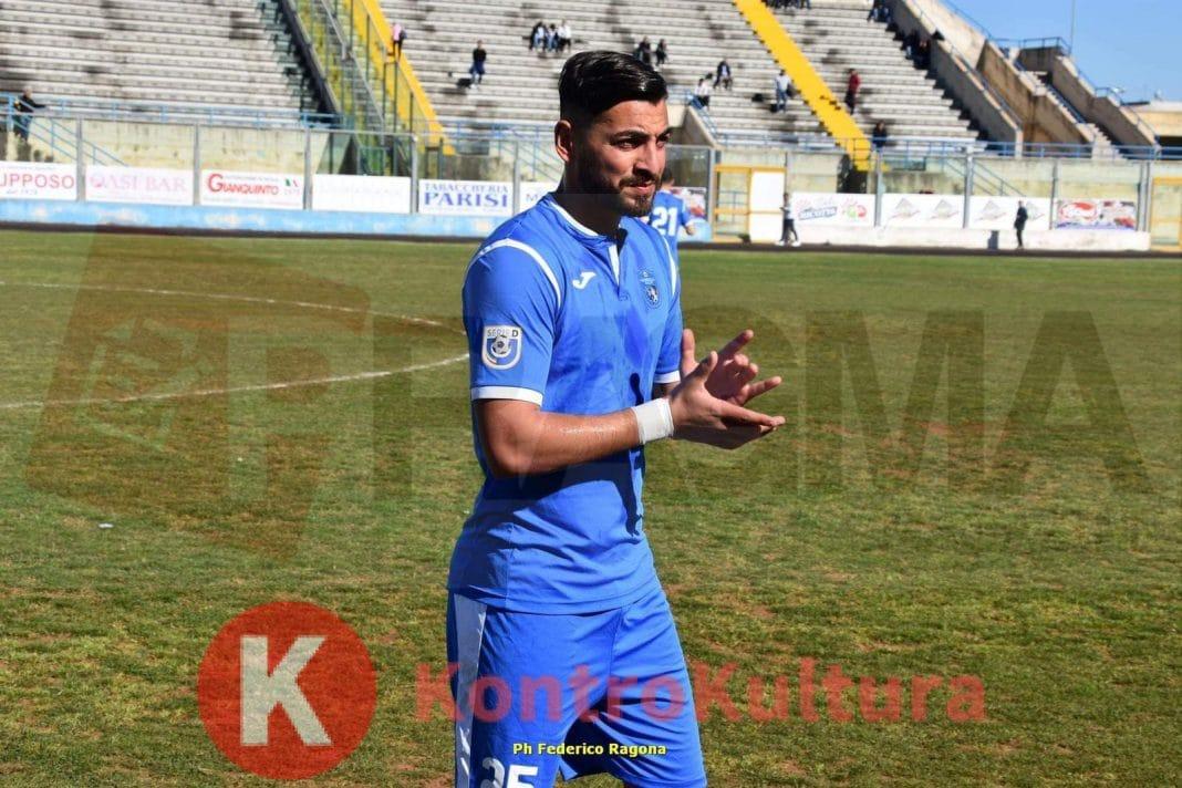 Vincenzo Manfrè, grande attaccante siciliano che stupisce ...