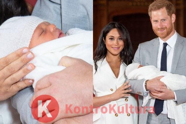 Royal Family: diffuso il certificato di nascita di Archie, ecco la verità