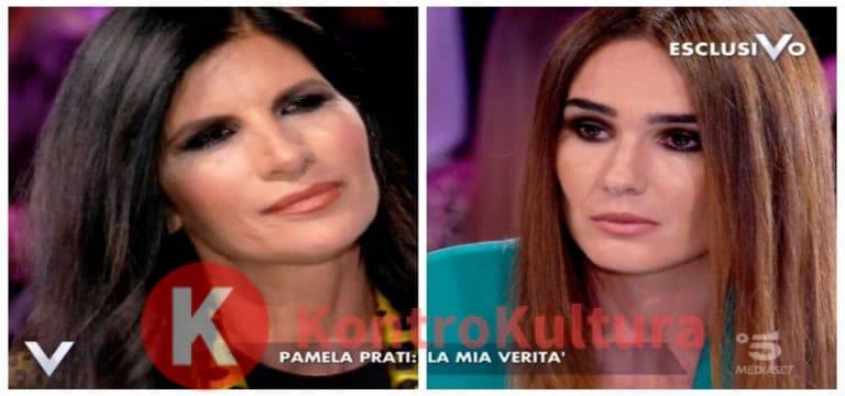 """Silvia Toffanin furiosa con Pamela Prati: """"Basta con le bugie!"""" (Foto)"""