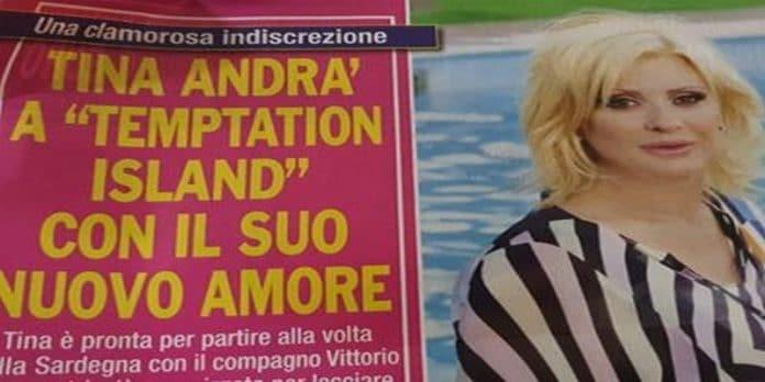 Temptation Island 2019, Tina Cipollari e il suo fidanzato nel cast