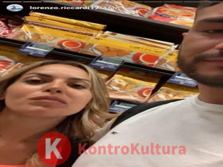 'Uomini e Donne' incidente per Claudia e Lorenzo al supermercato