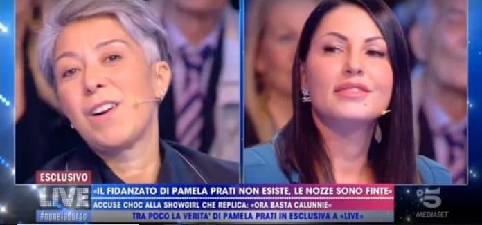 Gossip, Eliana Michelazzo minaccia Pamela Perricciolo: ecco la nuova testimonianza
