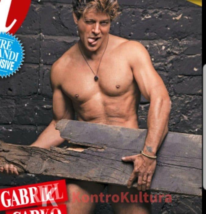 Gabriel Garko parla per la prima volta della fidanzata. Presto il matrimonio