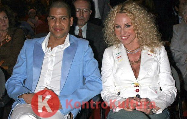 Antonella Clerici: ecco perché non ha mai sposato Eddy Martens, padre di sua figlia Maelle