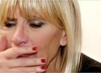"""Gemma Galgani in lutto, il triste addio: """"non riesco a dimenticarti"""""""