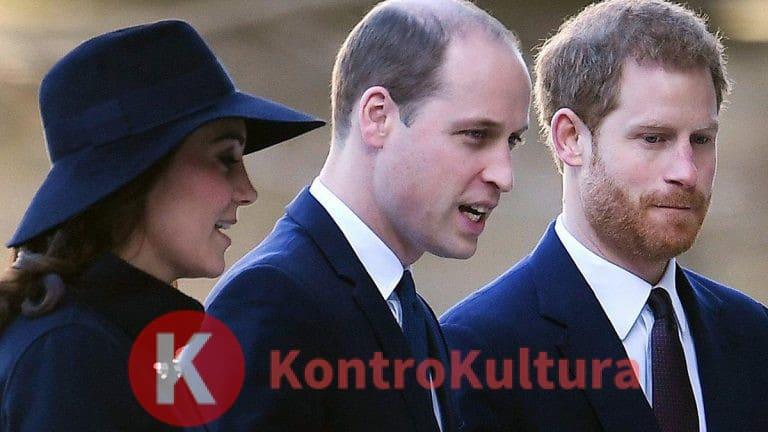 William e Harry, fratelli coltelli: il dispetto del Duca di Sussex