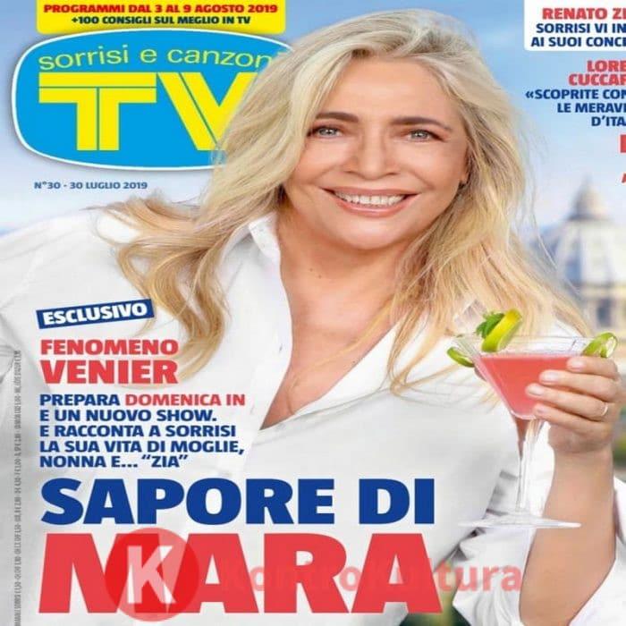 Mara Venier torna in tv con 3 programmi: da 'Domenica In' a 'La porta dei sogni'