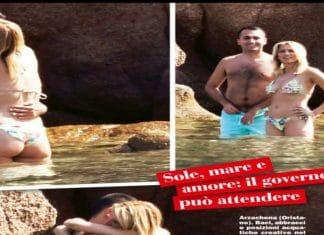 Luigi Di Maio, incidente bollente in spiaggia: perde i boxer e... (FOTO)