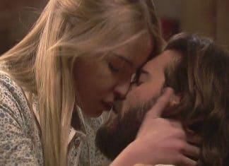 Il Segreto anticipazioni 4-5 luglio 2019: Isaac fa l'amore con Antolina