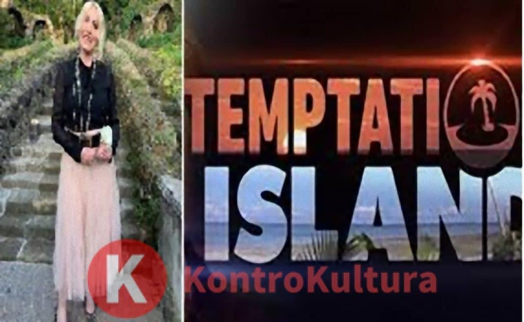 Antonella Clerici commenta Temptation Island: il gesto dell'autore