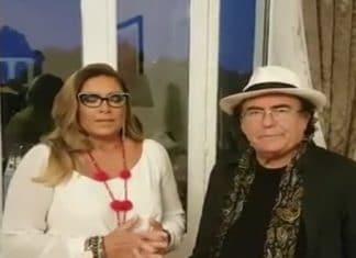Romina Power ed Al Bano insieme