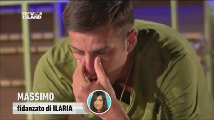 Temptation Island 2019 Massimo e Ilaria