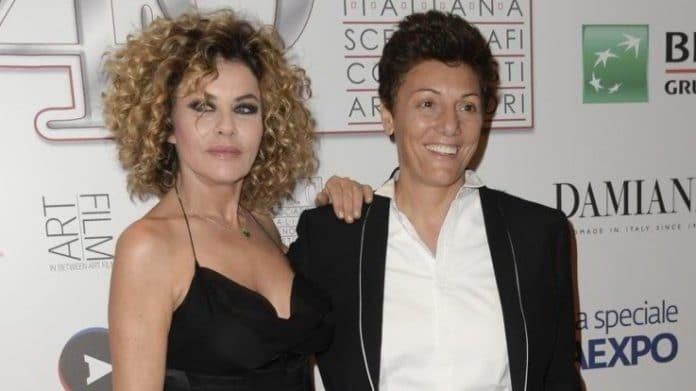 Eva Grimaldi, Imma Battaglia