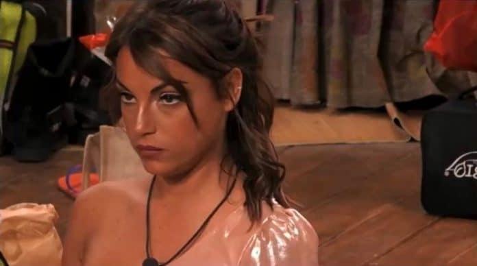 Francesca De André arrabbiata al Grande Fratello 16