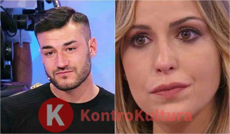 """Lite tra Lorenzo e Claudia di U&D, lui: """"Ma come ca**o vai in giro?"""" (FOTO)"""