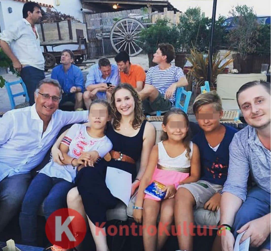 Paolo Bonolis, spunta la figlia 'segreta': ecco chi è Martina