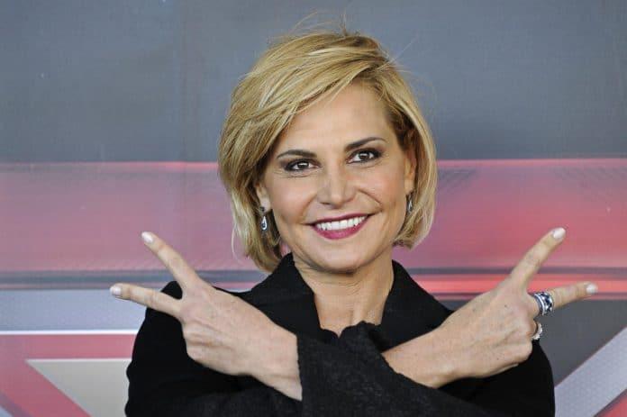 Simona Ventura a X Factor