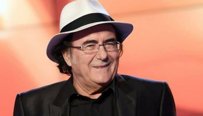 Albano Carrisi con il cappello