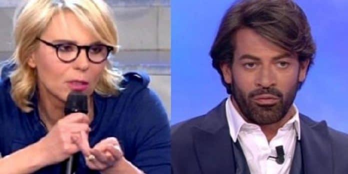 Gianni Sperti, Maria De Filippi'
