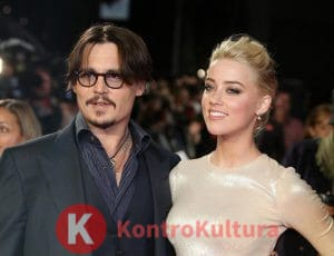 Johnny Depp e Amber Heard sul red carpet