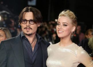 Johnny Depp e Amber Heard sul red carpet