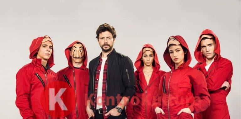 La Casa di Carta 3: ecco i nuovi personaggi del cast