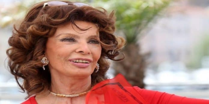Sophia Loren torna sul set: nuovo film in lavorazione