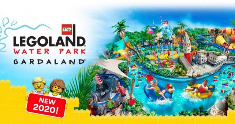 Gardaland conferma l'apertura del primo Legoland in Europa, ecco le immagini spettacolari (FOTO)