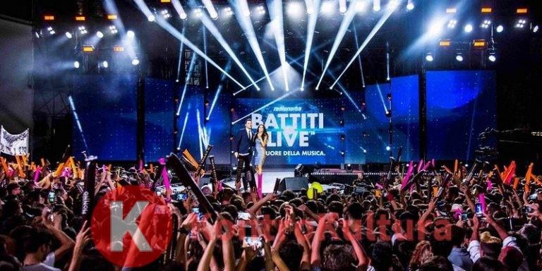 Battiti Live replica quarta puntata in streaming: Alberto Urso si scatena