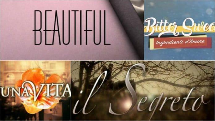 Beautiful, Il Segreto e Bitter Sweet cancellate: a Ferragosto in onda solo Una Vita