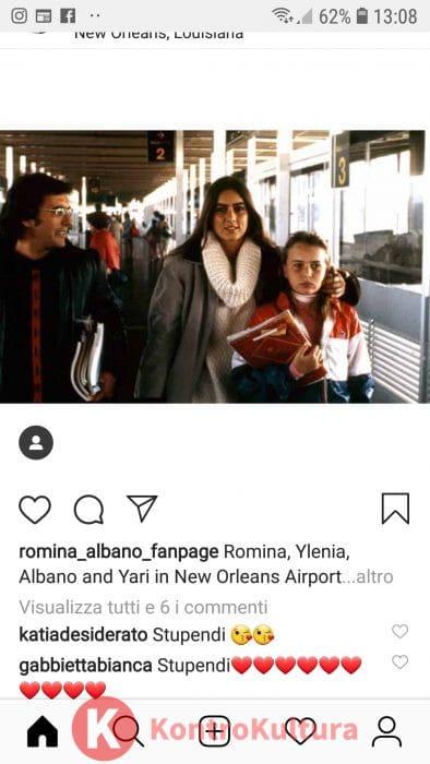 Romina Power abbraccia sua figlia Ylenia: su IG la foto amarcord commuove