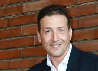 Alessandro Greco sorridente