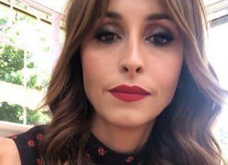 Benedetta Parodi selfie