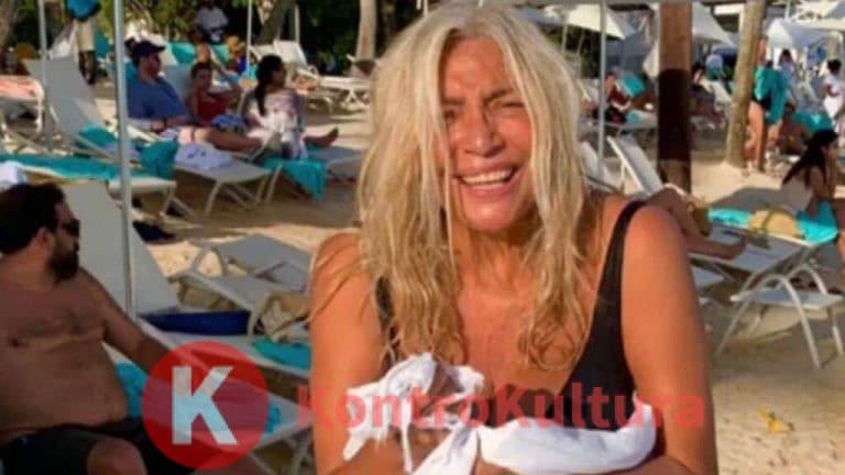 Mara Venier e il suo fan nudo per la città: la sua reazione spiazza (FOTO)