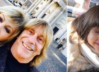 Carmen Russo ed Enzo Paolo Turchi: la vita con Maria